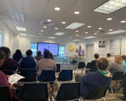Mike Wasmer Workshop on Transition - Apr18'19